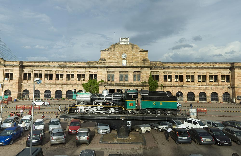Nagpur Junction Railway Station, Nagpur