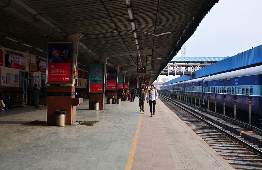 Visakhapatnam Railway Station, Vizag