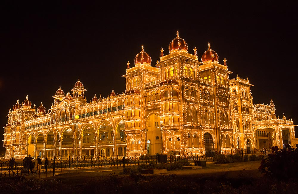 Mysore Palace, Mysore | Best Light and Sound Shows in India