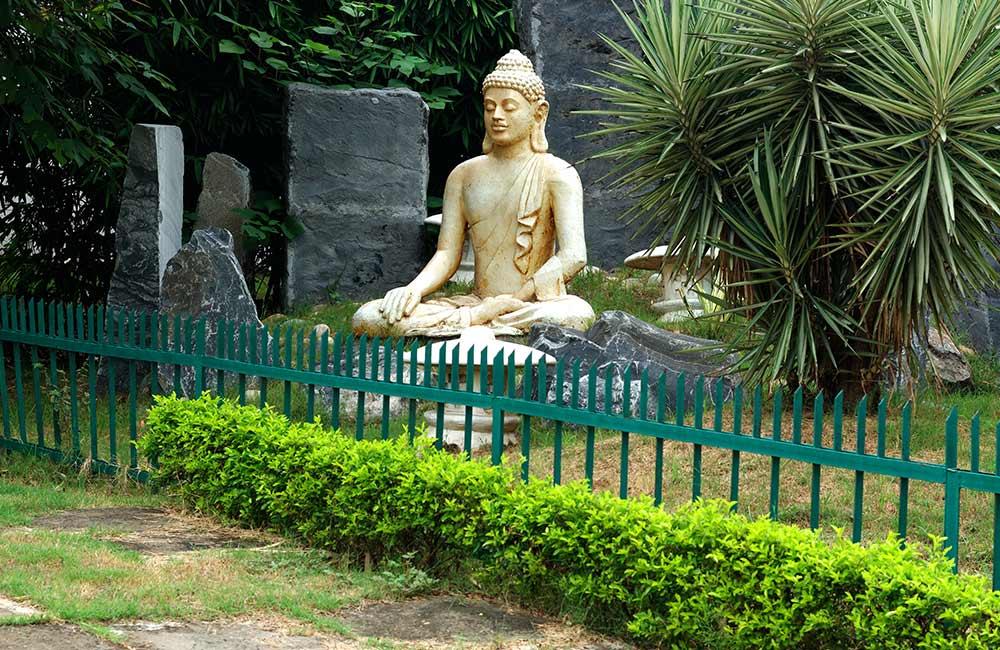 Japanese Garden, Chandigarh