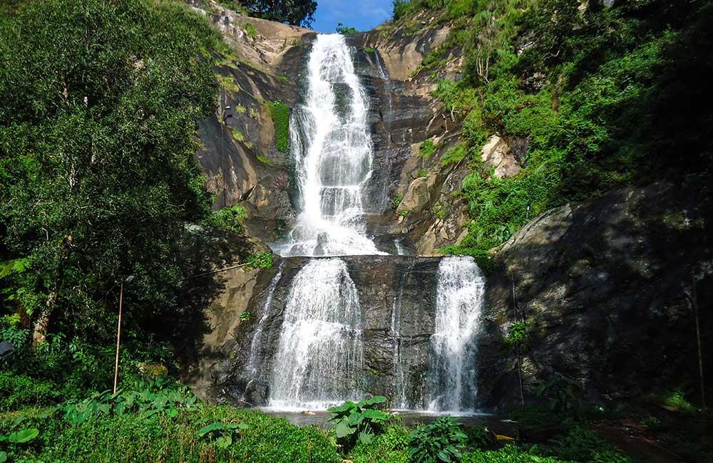 Silver Cascade Falls, Kodaikanal