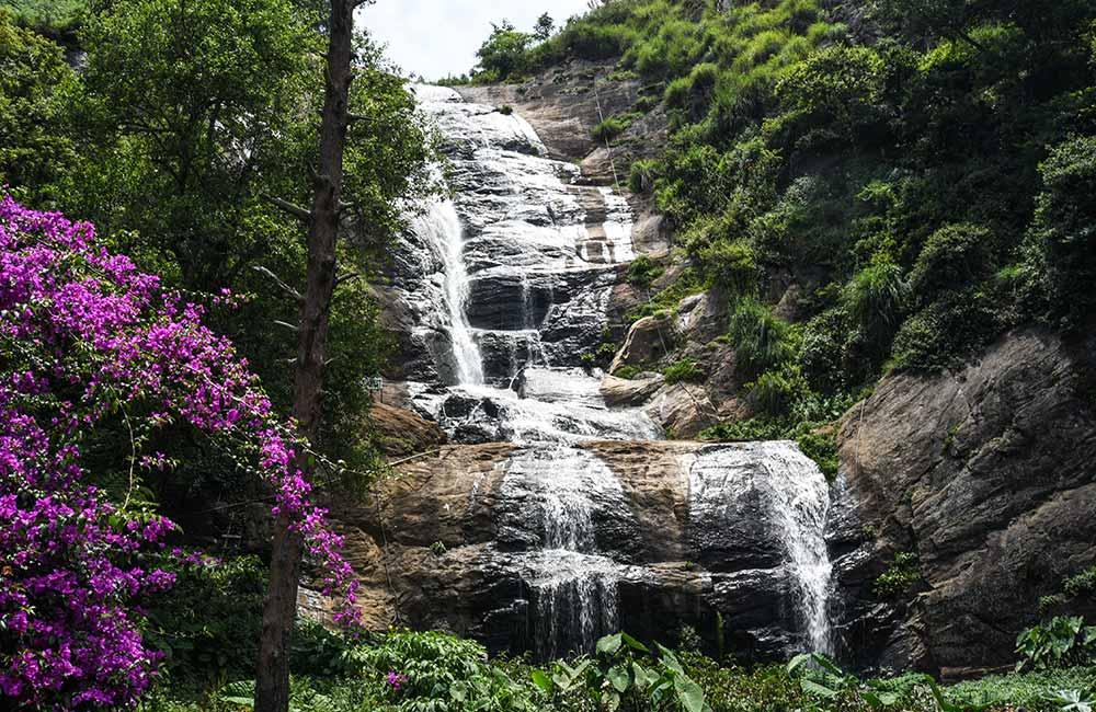 Bear Shola Falls, Kodaikanal