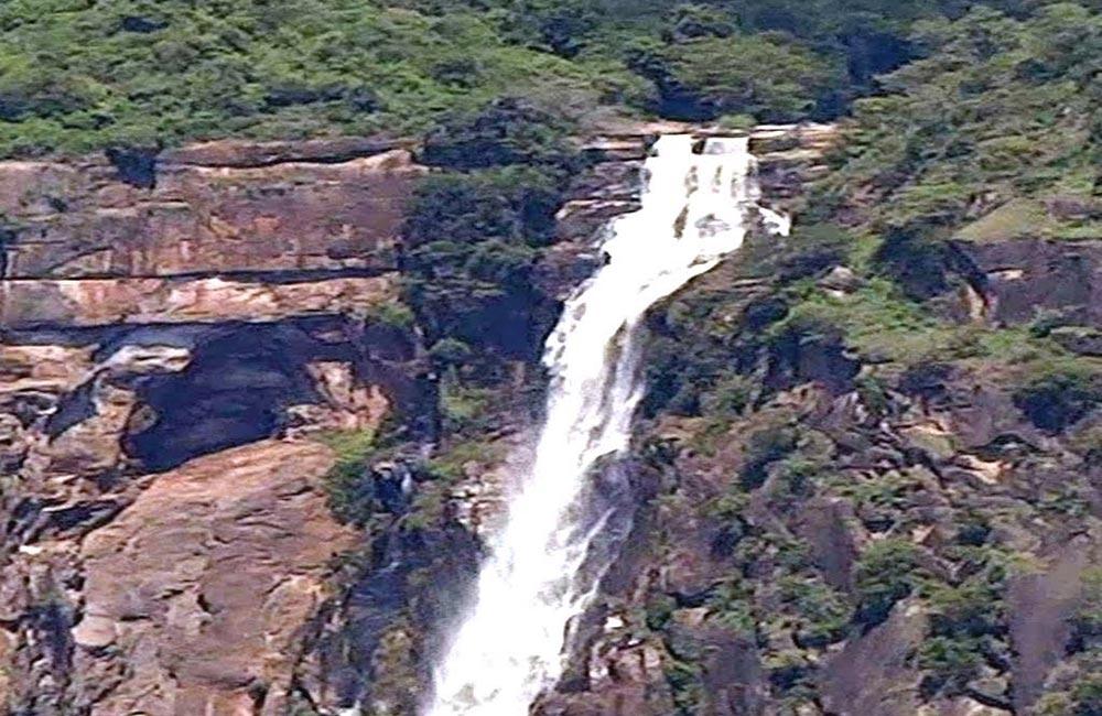 Thalaiyar Falls, Kodaikanal