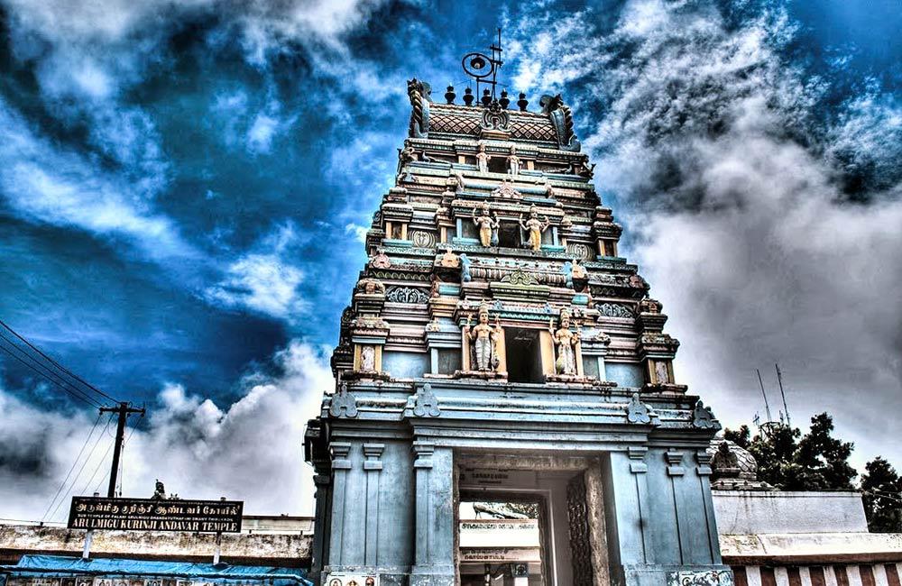 Kurinji Andavar Temple, Kodaikanal
