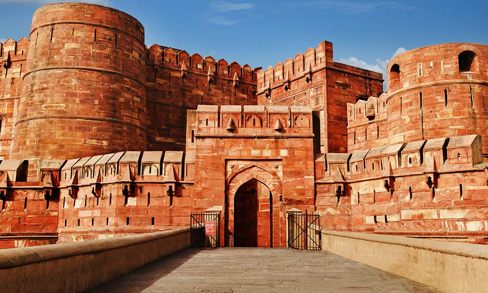 Agra Fort | Best Places to Visit on Agra Trip