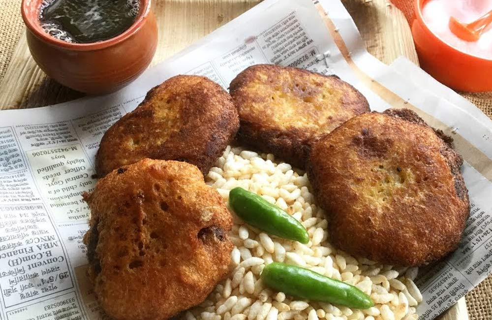 Aloo Chop | Street Foods in Kolkata