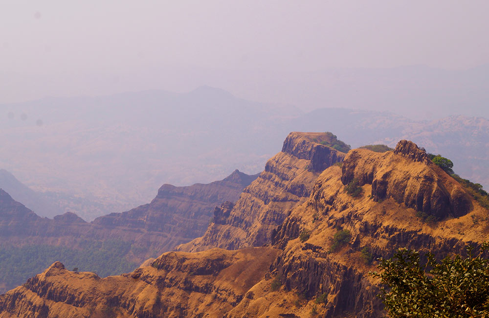 Arthur's Seat | Places to Visit in Mahabaleshwar