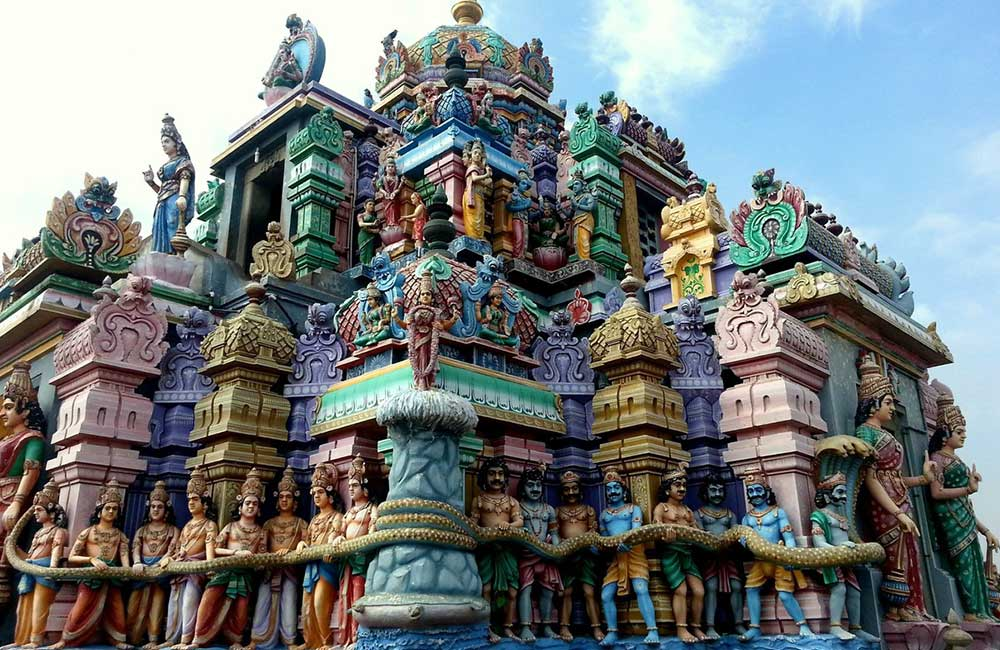 Ashtalakshmi Temple | Best Places to Visit in Chennai
