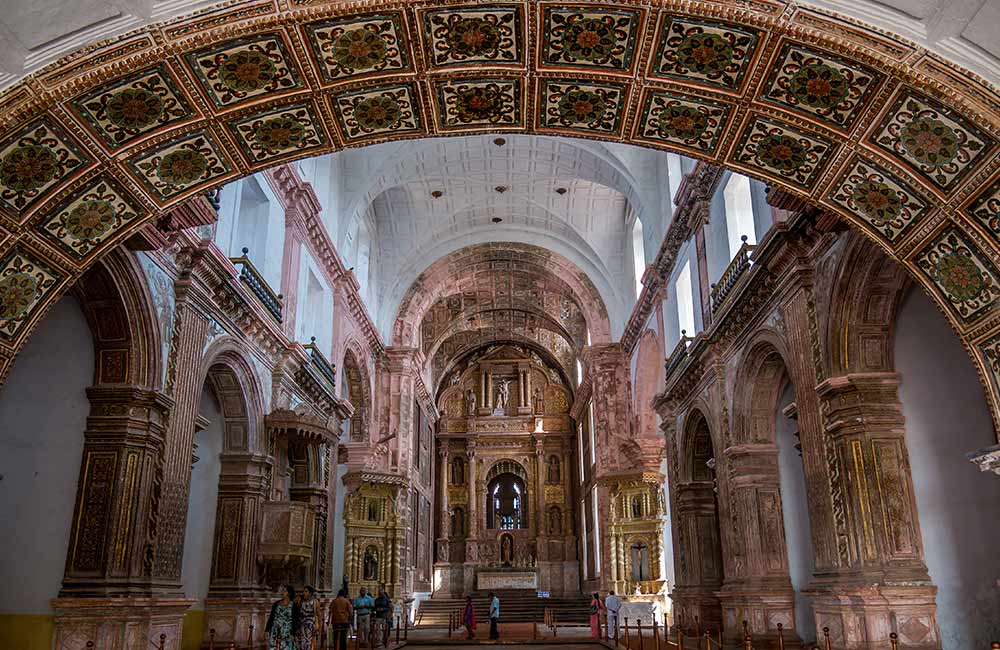 Basilica of Bom Jesus | UNSECO World Heritage Sites in Goa