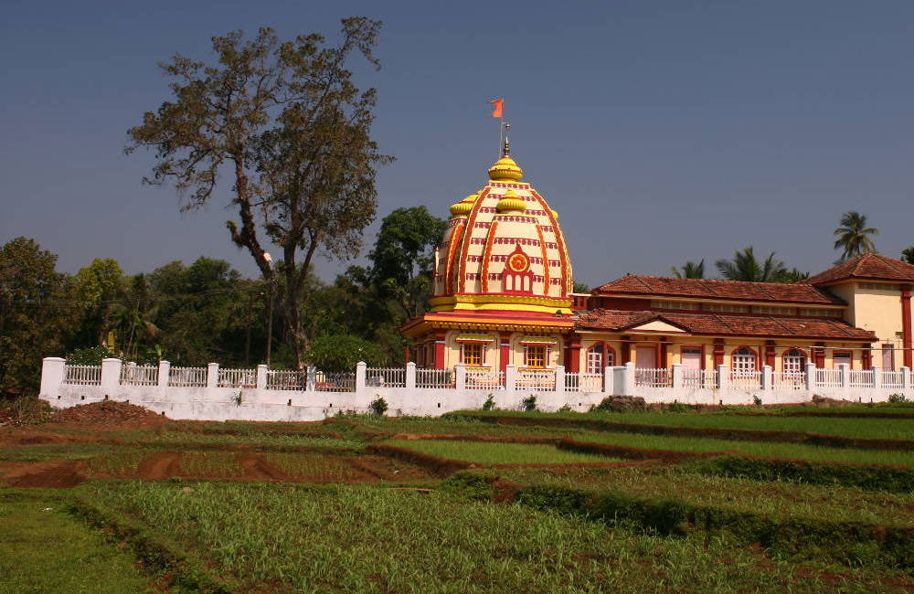 Brahma Temple | Best Temples in Goa