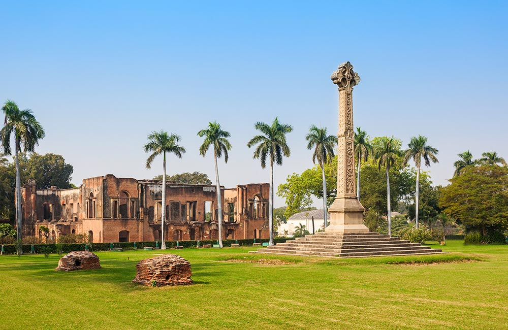 British Residency | historical places in Lucknow