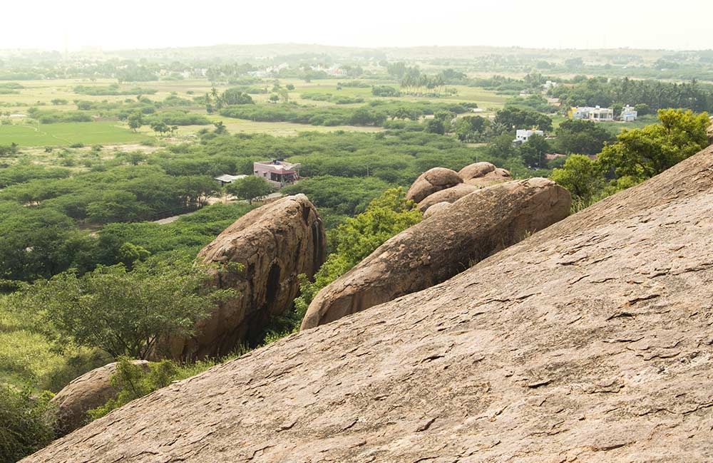 Channarayana Durga | Best trekking places near Bangalore within 100 km