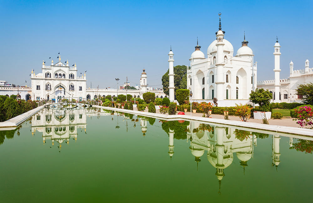 Chota Imambara | historical places in Lucknow