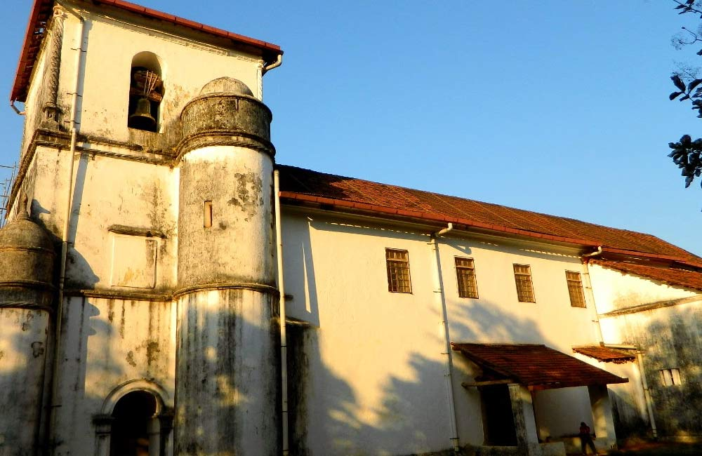 Church of Our Lady of the Rosary | UNSECO World Heritage Sites in Goa