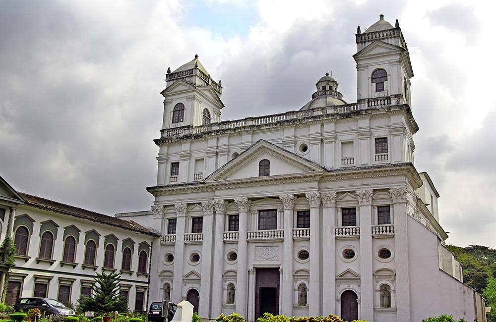 Church of Saint Cajetan | UNSECO World Heritage Sites in Goa