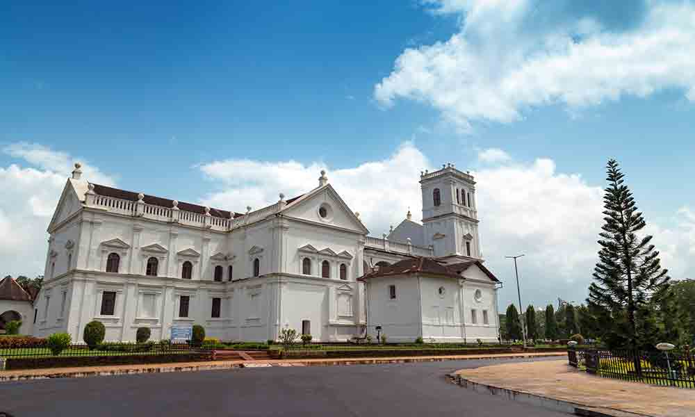 Church of St. Francis of Assisi | Best UNSECO World Heritage Sites in Goa