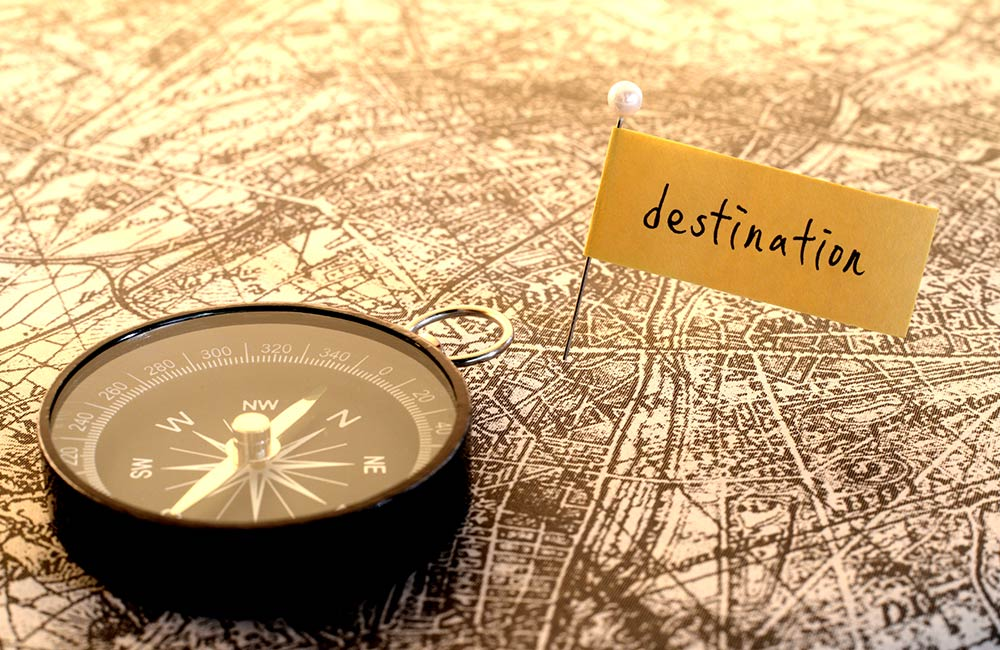 Decide on the Destination for Solo Trip