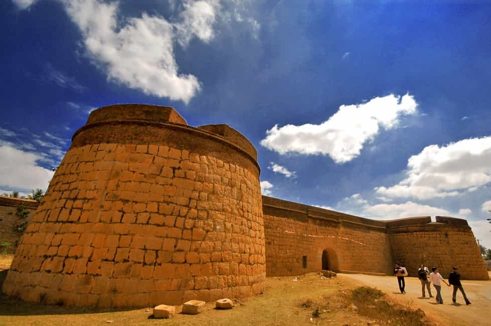Devanahalli Fort | # 4 of 5 Forts in Bangalore