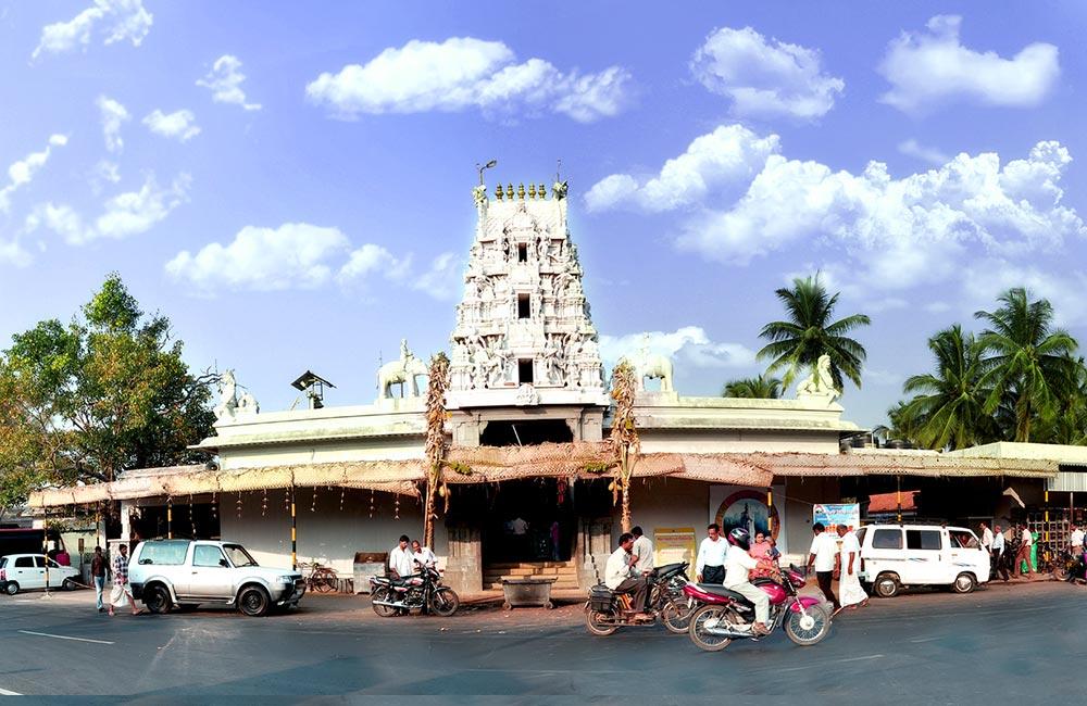 Eachanari Vinayagar Temple, Coimbatore