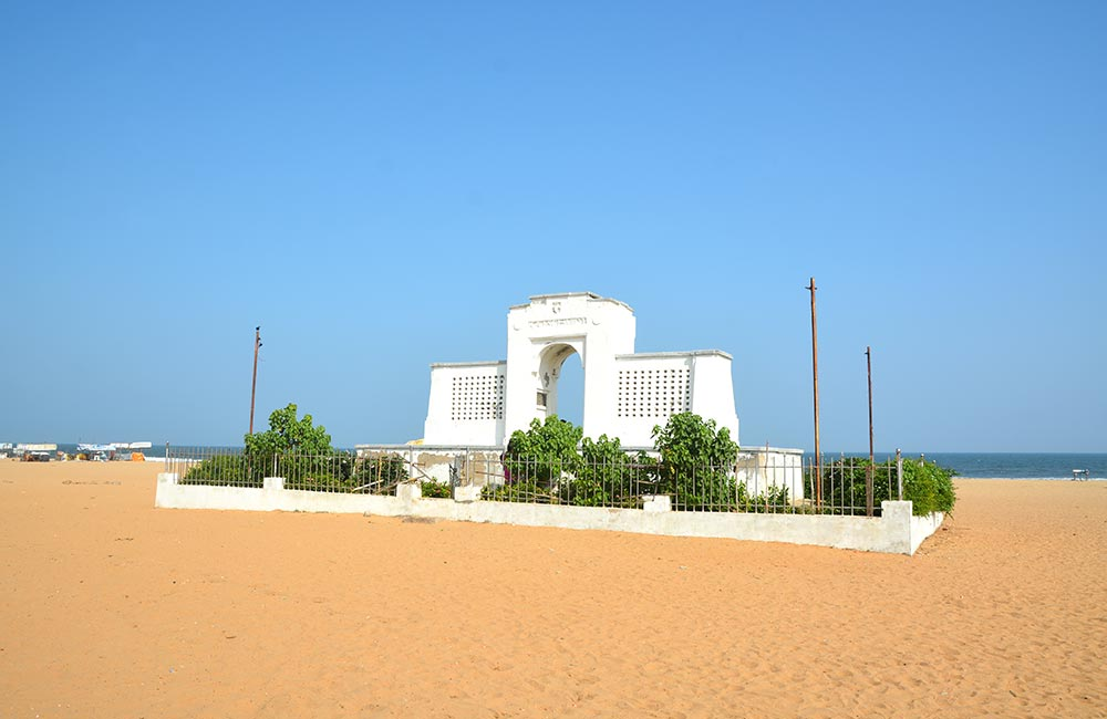 Elliot's Beach, Chennai