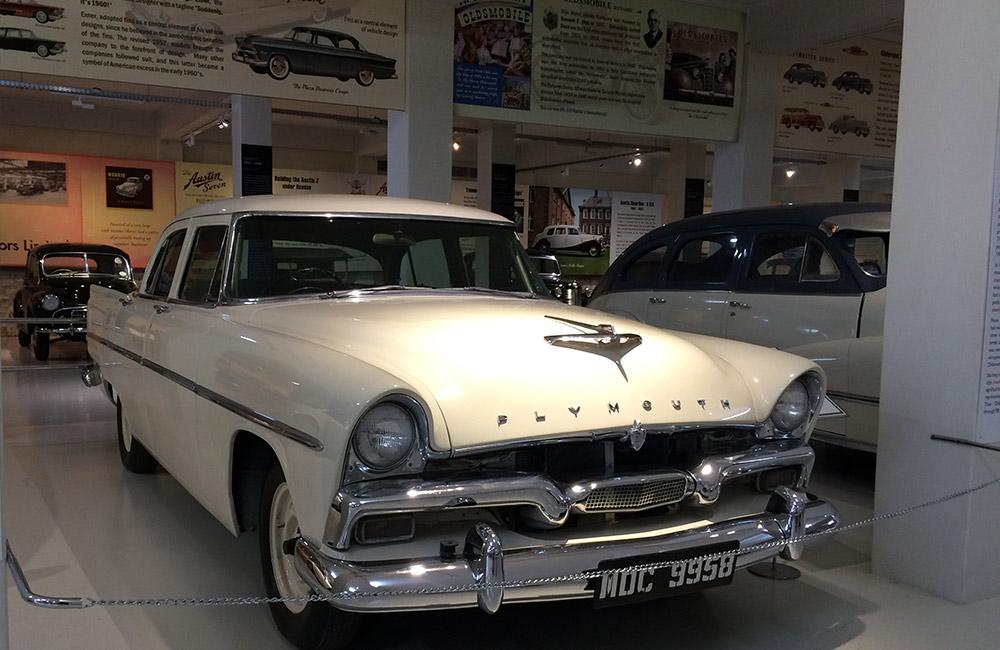 GeDee Car Museum, Coimbatore
