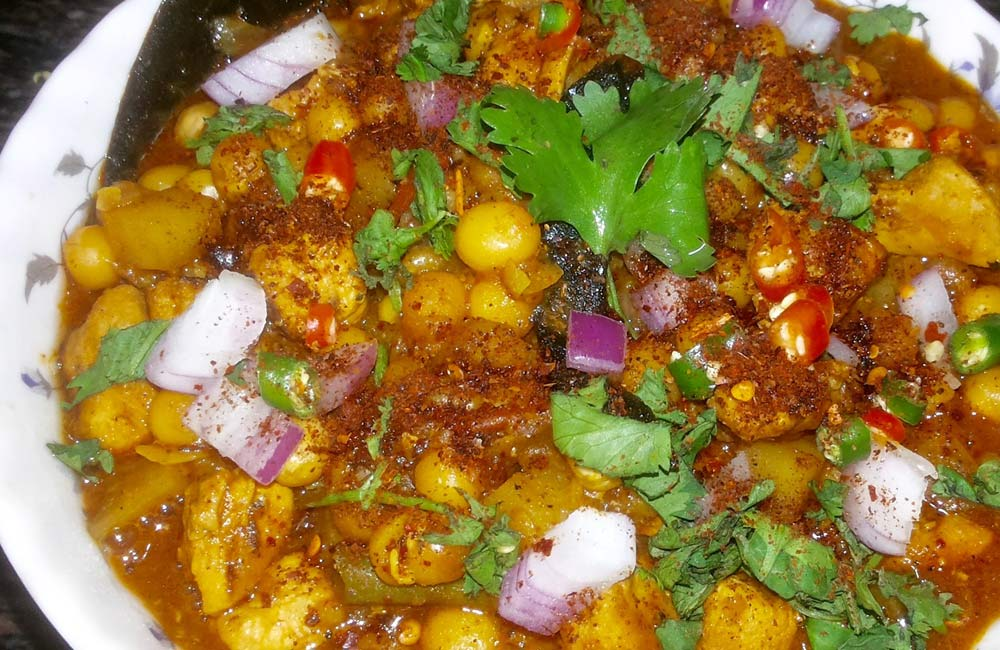 Ghugni | Street Foods in Kolkata