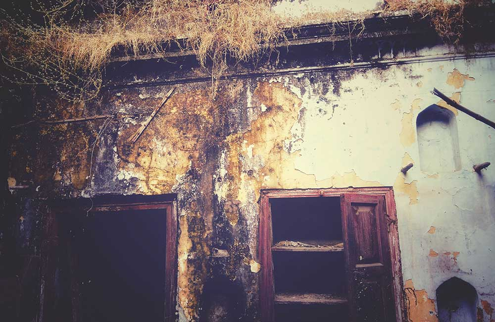 The Haunted House | Top 10 Haunted Places in Pune