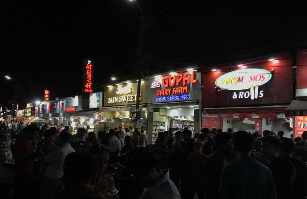 Chappan Dukan | #2 out 10 Best Places to Visit in Indore