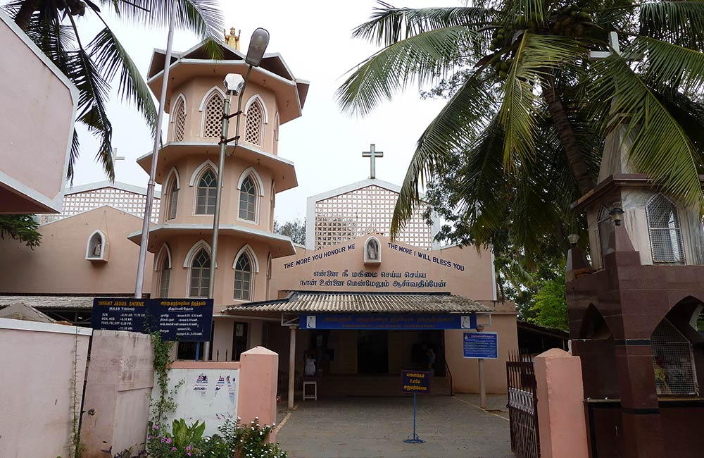 Infant Jesus Church, Coimbatore