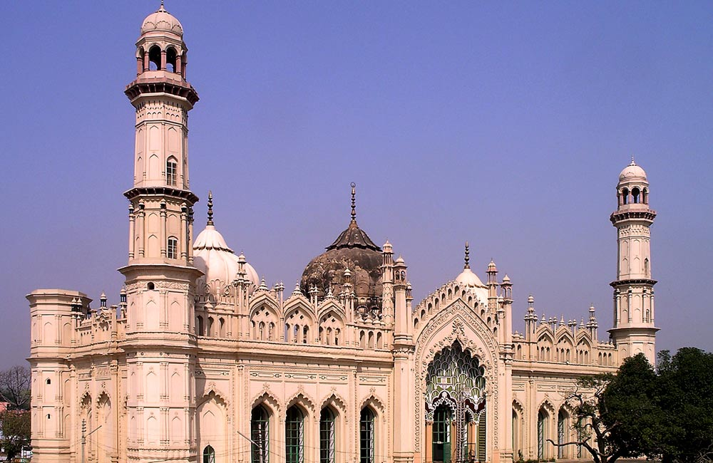 Jama Masjid | historical places in Lucknow
