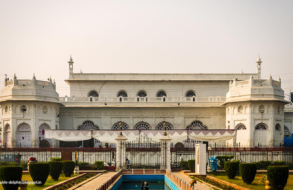 Kaiserbagh Palace Complex | historical places in Lucknow
