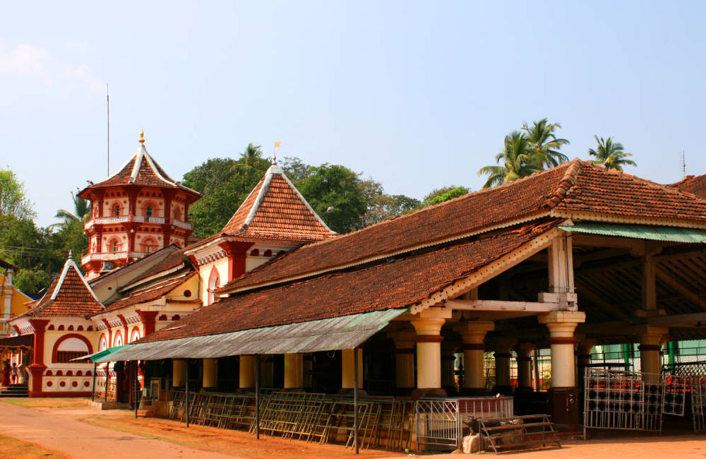 Kamakshi Temple | Best Temples in Goa