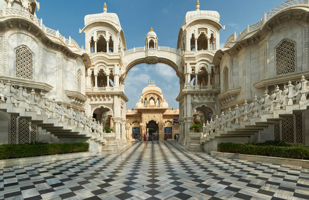 Krishna Balaram Mandir | Best Attractions in Mathura