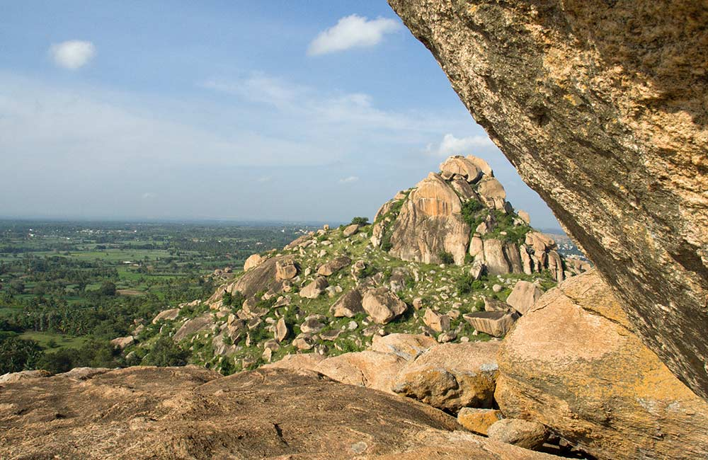 Kunti Betta (Pandavapura) | Best trekking places near Bangalore within 200 km
