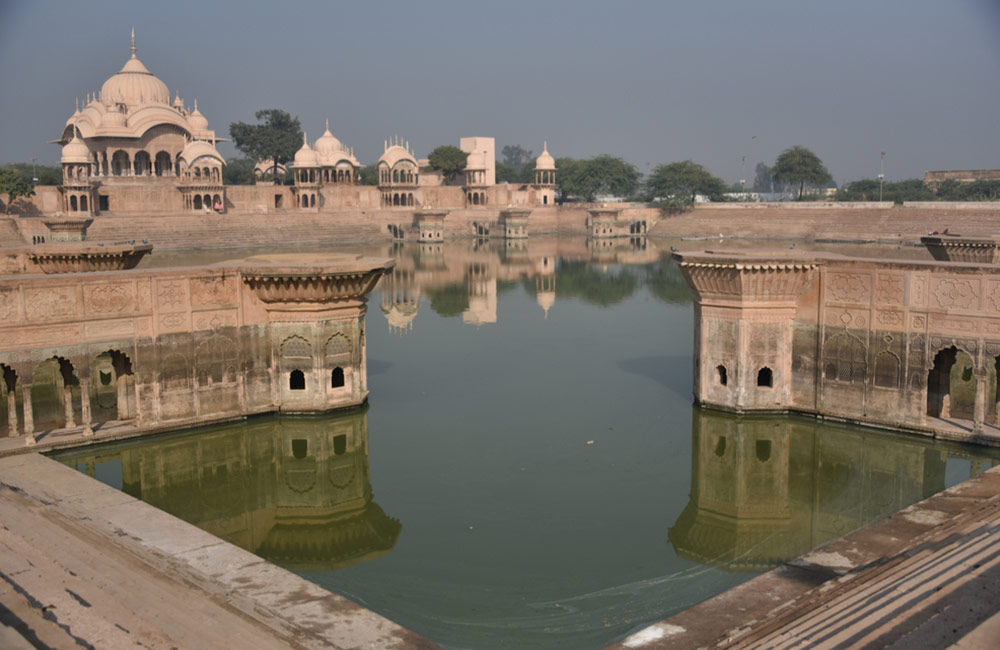 Kusum Sarovar | Best Attractions in Mathura