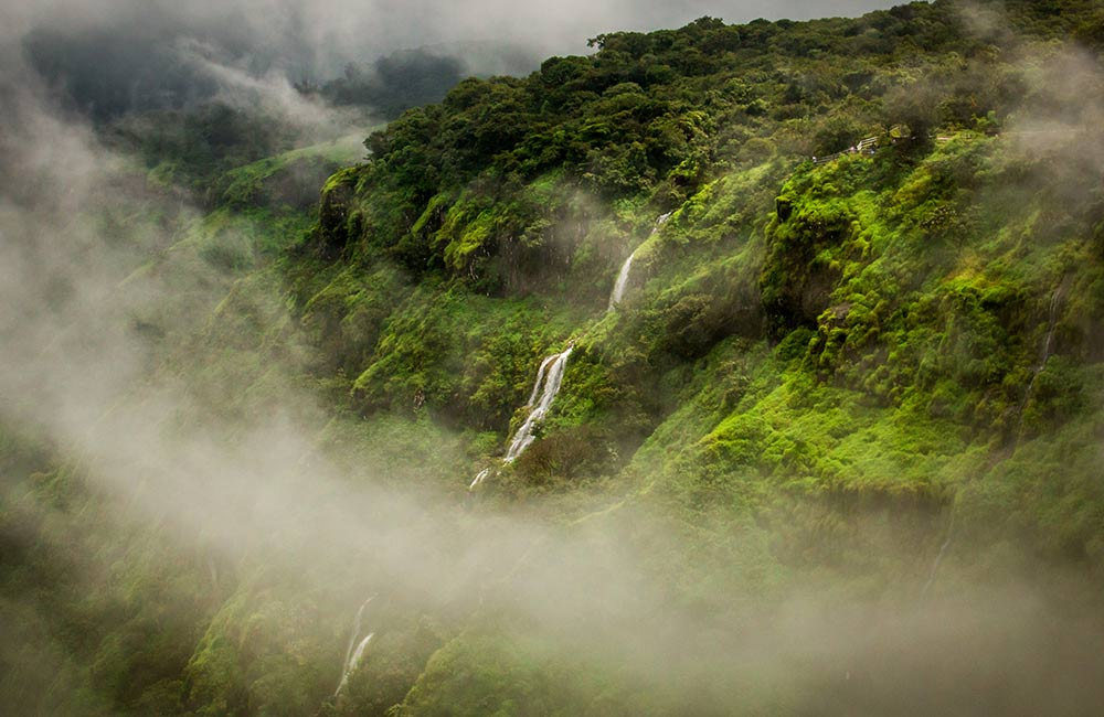 Lingmala Falls | Places to Visit in Mahabaleshwar