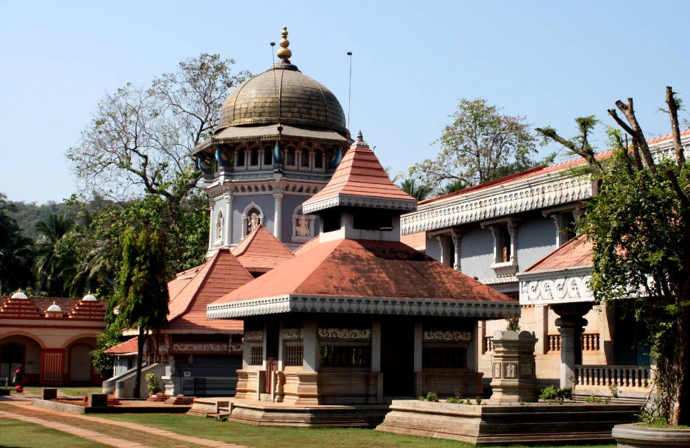 Mahalasa Narayani Temple | Best Temples in Goa