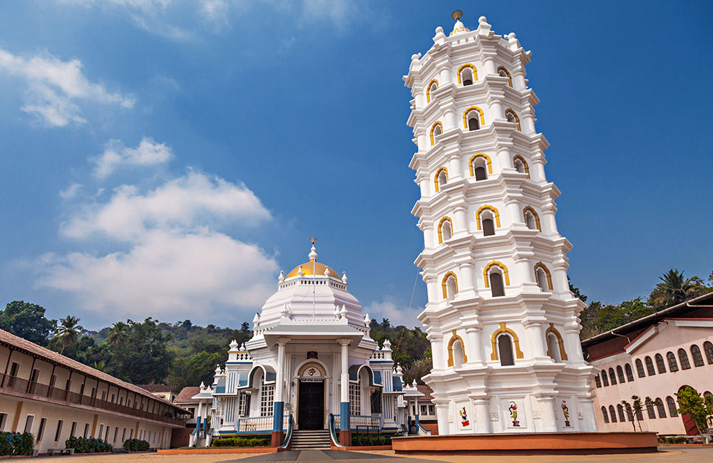 Mangeshi Temple | Sacred Best Temples in Goa