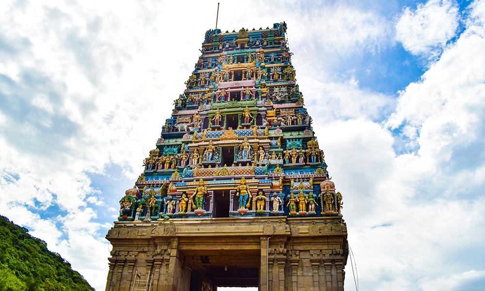 Marudhamalai Temple | tourist places in Coimbatore