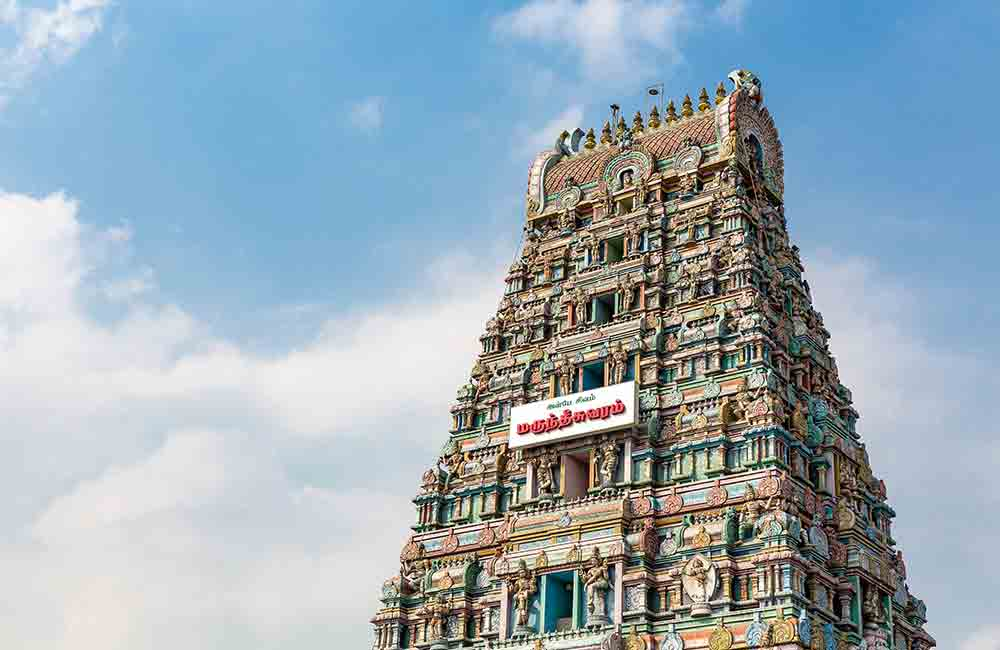 Marundeeswarar Temple | Best Places to Visit in Chennai