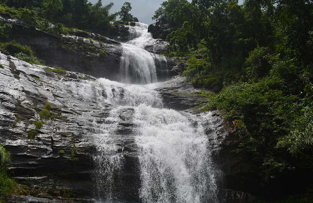 Nyayamakad Waterfall | Best Places to Visit on Munnar Tour