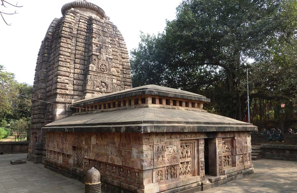 Parasurameswara Temple | best restaurants in Bhubaneswar