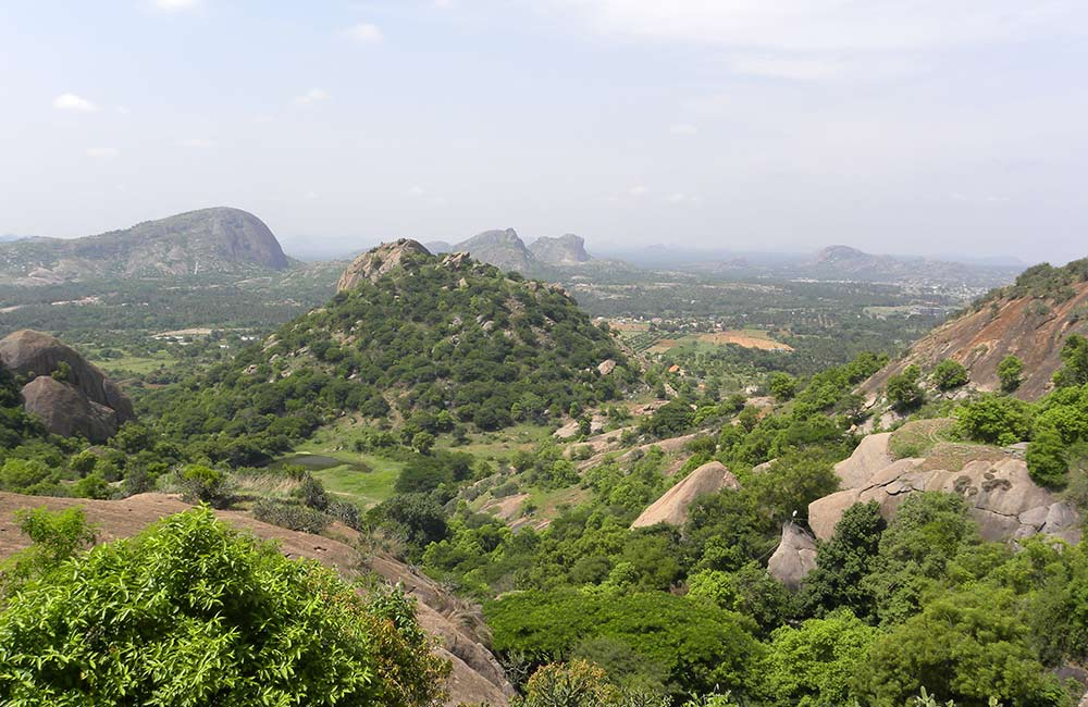 Ramanagara | Best trekking places near Bangalore within 100 km