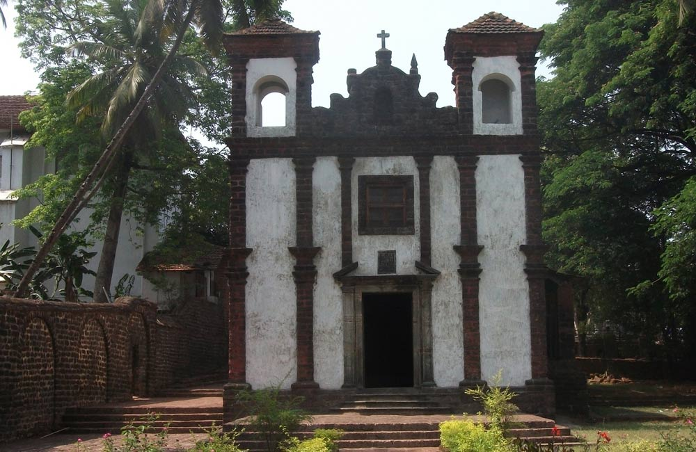 Saint Catherine's Chapel | UNSECO World Heritage Sites in Goa
