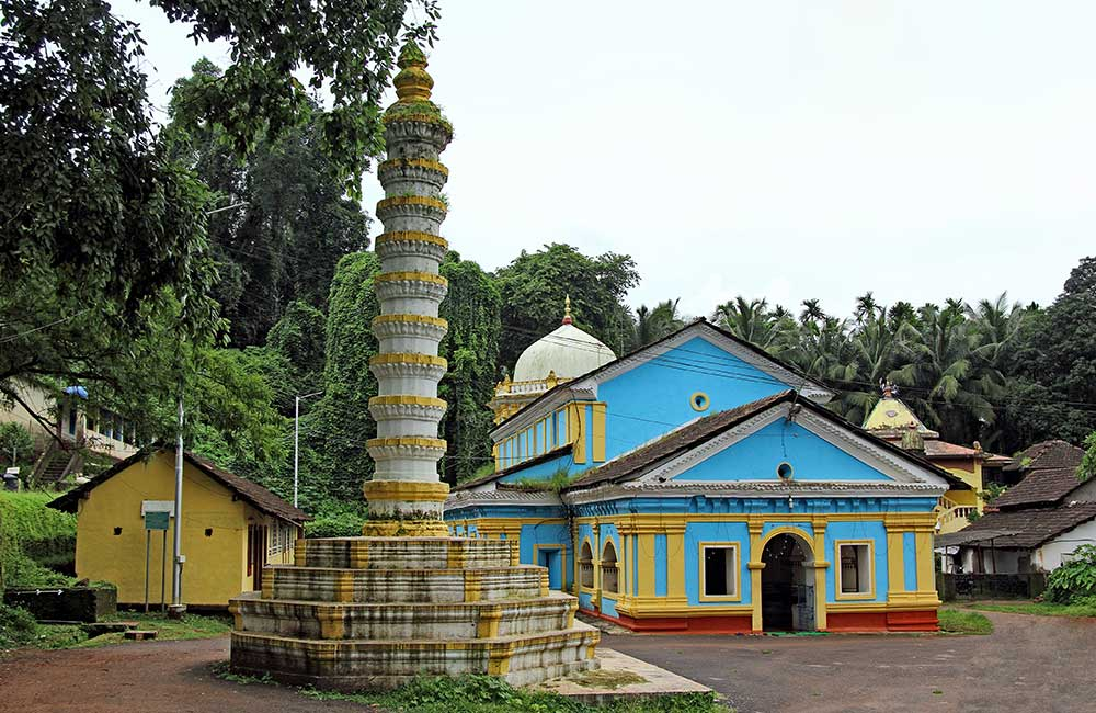 Saptakoteshwar Temple | Best Temples in Goa