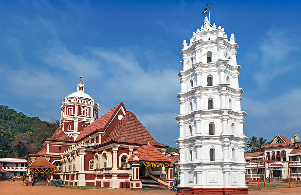 Shanta Durga Temple | Best Temples in Goa