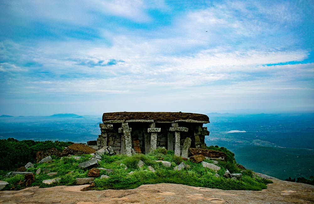 Skandagiri | Best trekking places near Bangalore within 100 km