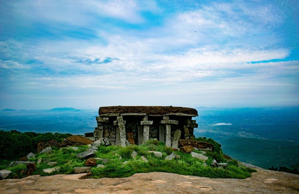 Skandagiri Fort | # 5 of 5 Forts in Bangalore