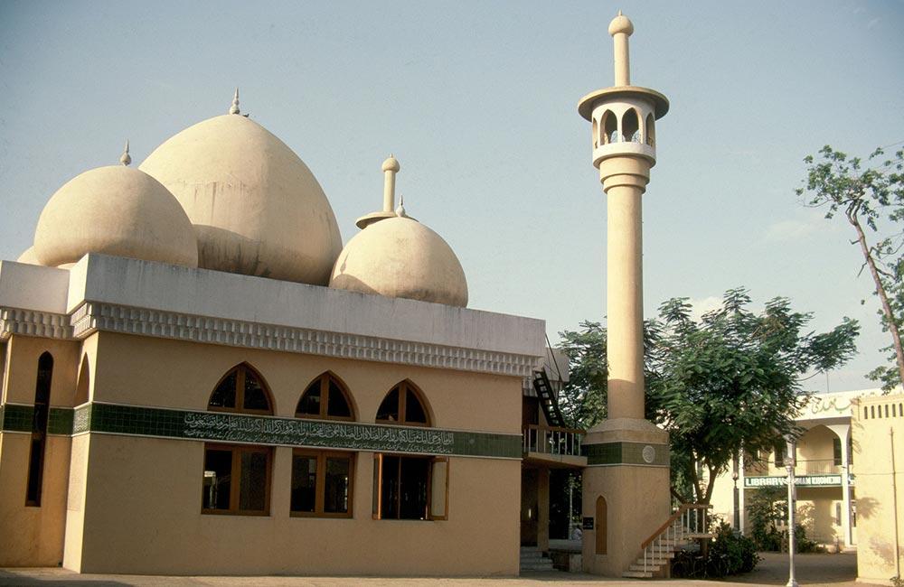 Thousand Lights Mosque, Chennai