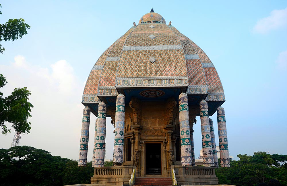Valluvar Kottam | Best Places to Visit in Chennai